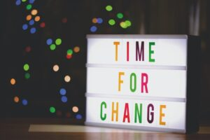 time for change how to change careers