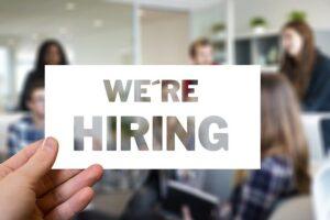 Hot Jobs of the Week 1 October 2021